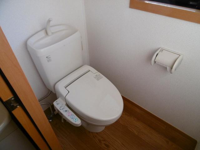 【トイレ】ハイツ・ツゥ・サティ