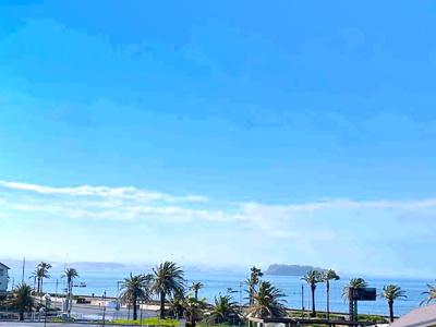 横須賀の海にとても綺麗です。リゾート気分を満喫できる暮らし♪ 洋室からの眺望(2021年8月)撮影