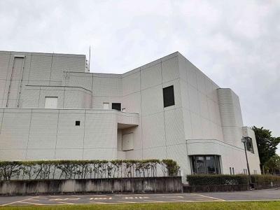 亀山文化会館まで1400m