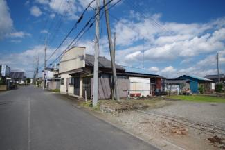 【外観】栃木市大宮町 土地