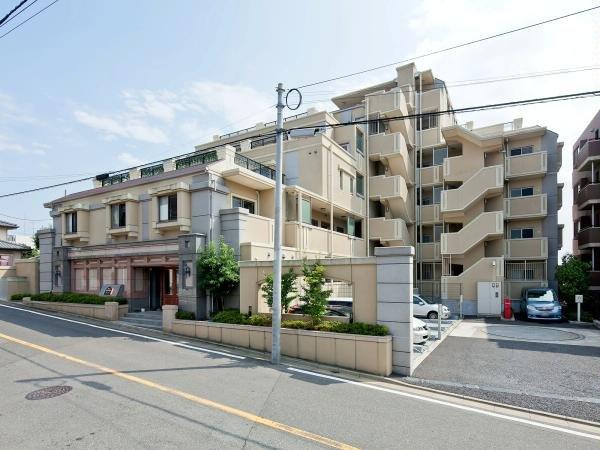 4階部分の南東向きにつき眺望良好 宅配ボックス・オートロック完備 新規内装リフォーム 住宅ローン減税適合物件