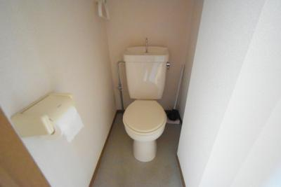 【トイレ】コーポサンライズ