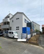 横浜市鶴見区下末吉5丁目 借地権付新築戸建の画像