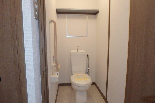 【トイレ】両度町特定公共賃貸住宅