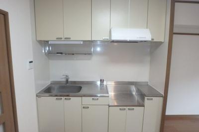 【キッチン】両度町特定公共賃貸住宅