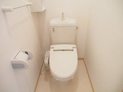 【トイレ】サンセール Ⅲ