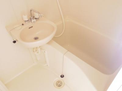 【浴室】ハイムエーデルワイス