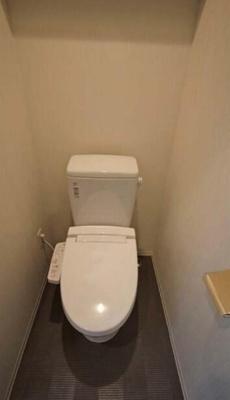 【トイレ】リヴシティ赤坂