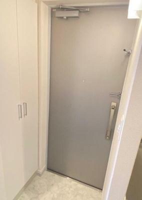 【玄関】リヴシティ赤坂