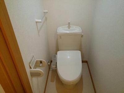 【トイレ】カーサグリーンⅠ