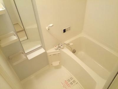 【浴室】カーサグリーンⅠ