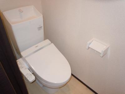 温水洗浄便座の快適空間