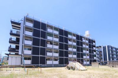 【外観】ビレッジハウス紀三井寺6号棟