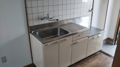 【キッチン】コーポ松本