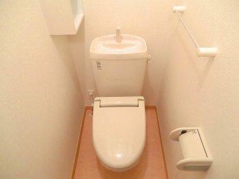 【トイレ】セレニティ薬師B