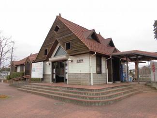 関東鉄道常総線小絹駅まで1200m
