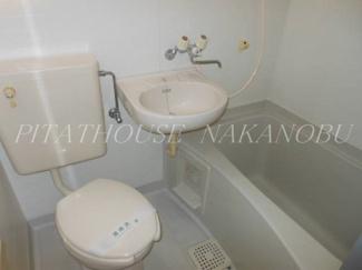 【浴室】ホームポート中延
