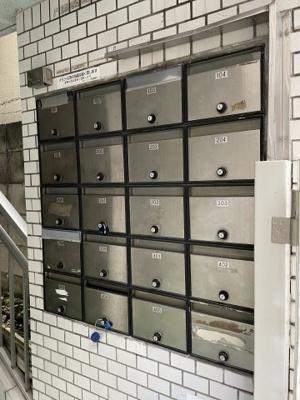 【セキュリティ】スカイコート中野南台