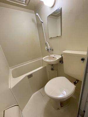 【浴室】スカイコート中野南台