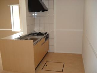 キッチン(床下収納付)