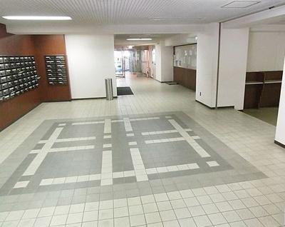 【ロビー】東池袋マンション