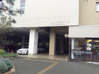 筑波メディカルセンターまで900m