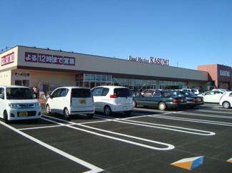 カスミ万博記念公園駅前店まで1,502m