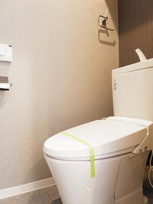 【トイレ】クレール八重洲通り