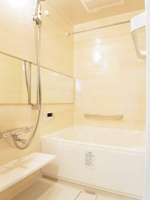 【浴室】クレール八重洲通り
