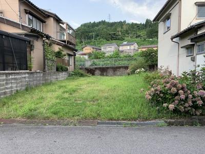 【外観】坂尻町土地