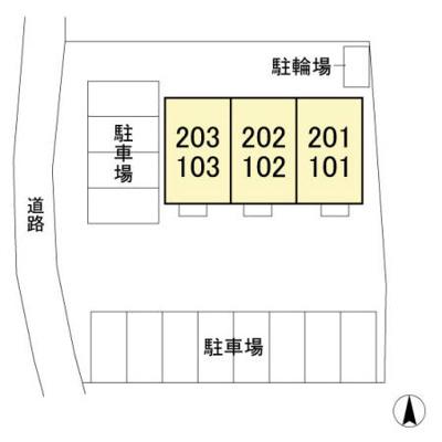 【区画図】クレールソフィア