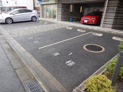 【駐車場】レジデンスYJ