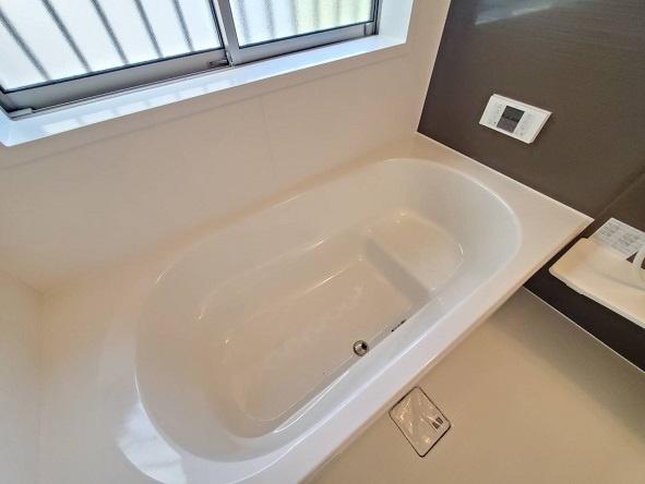 【浴室】水戸市渡里町新築2期 2号棟