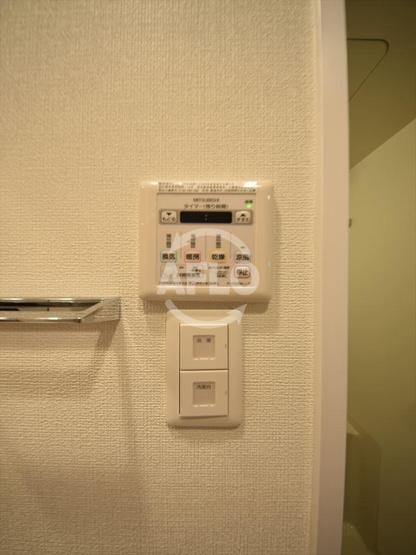 エスリード難波グレイス 浴室暖房乾燥機