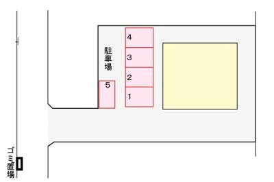 【駐車場】フレ-ル・南与野
