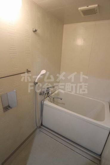 【浴室】サンファミリー三先Ⅰ