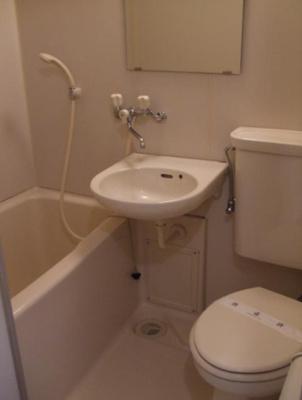 【浴室】サン・フォーレ中野