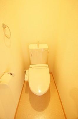 温水井洗浄便座付トイレ