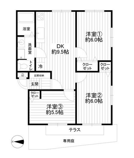 ライオンズマンション六ッ川第2