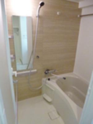 【浴室】クレイシア両国ヴェルデ