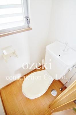 【トイレ】アーバン清水