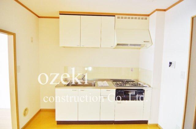 【キッチン】アーバン清水