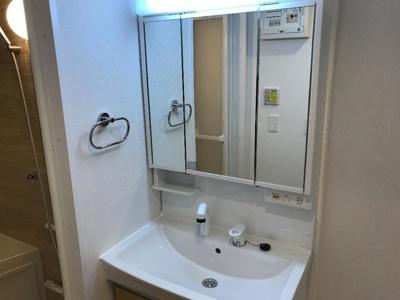 【浴室】リバレイン東原