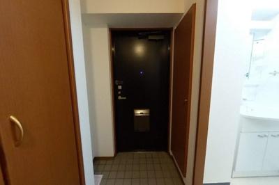 【玄関】メゾンドフォンテヌ