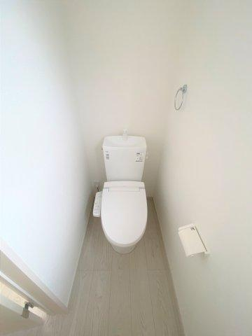 【トイレ】【新築】古川北町 1号棟 全3棟