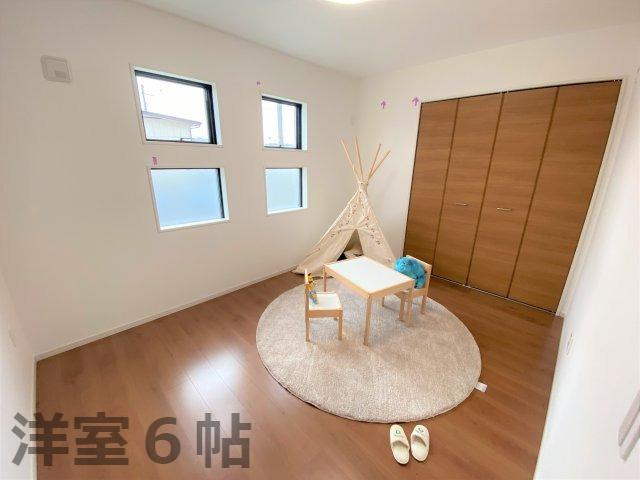 【洋室】【新築】古川北町 3号棟 全3棟