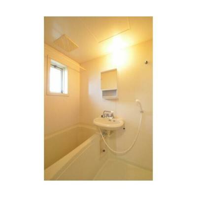 【浴室】レプリントンハイツA棟