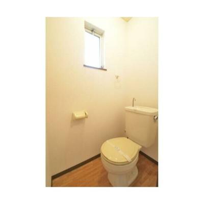 【トイレ】レプリントンハイツA棟