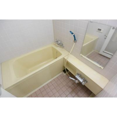 【浴室】鳥見パークマンション三番街南棟