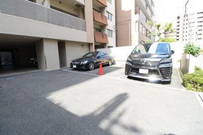 【駐車場】サンアルカス